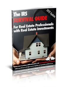 The IRS Survival Guide for Real Estate Professionals
