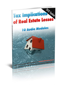 Tax Implications of RE Losses