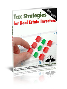 Tax Strategies for RE Investors